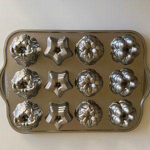 Nordic Ware Kitchen - Holiday Mini Muffin - Nordic Ware